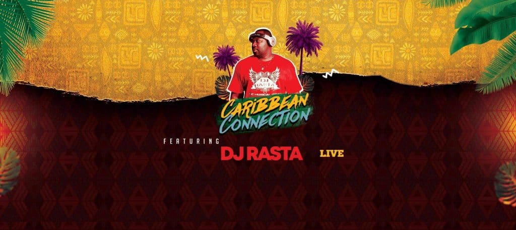 Caribbean Connection Feat. DJ Rasta Banner