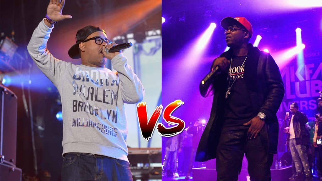 Mad Skillz V Uncle Murda 2
